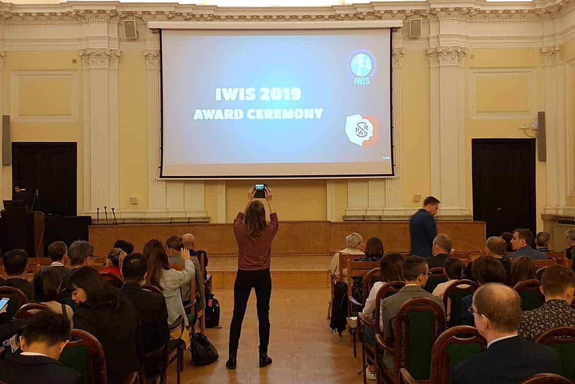 International Warsaw Invention Show - Award Ceremony