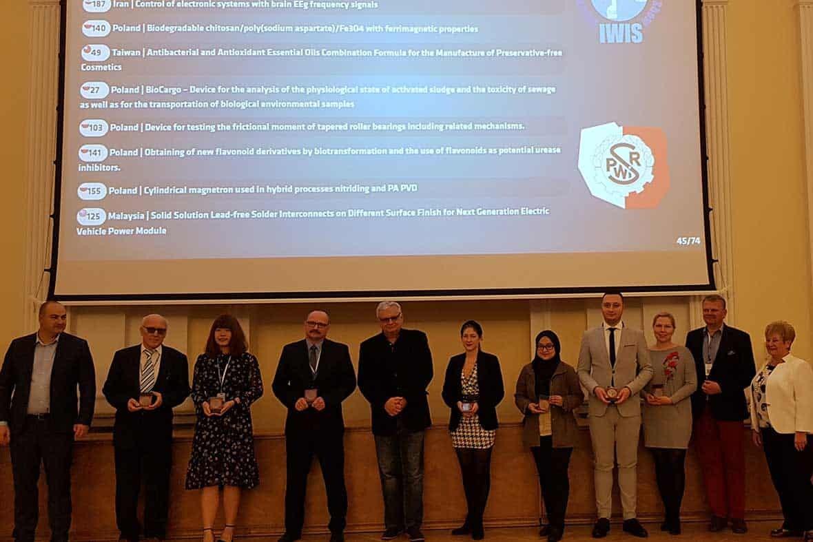 IWIS Award Ceremony, Group Photo