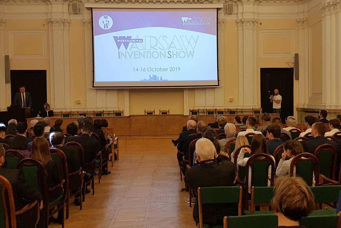Opening Ceremony, IWIS, Warsaw, Poland