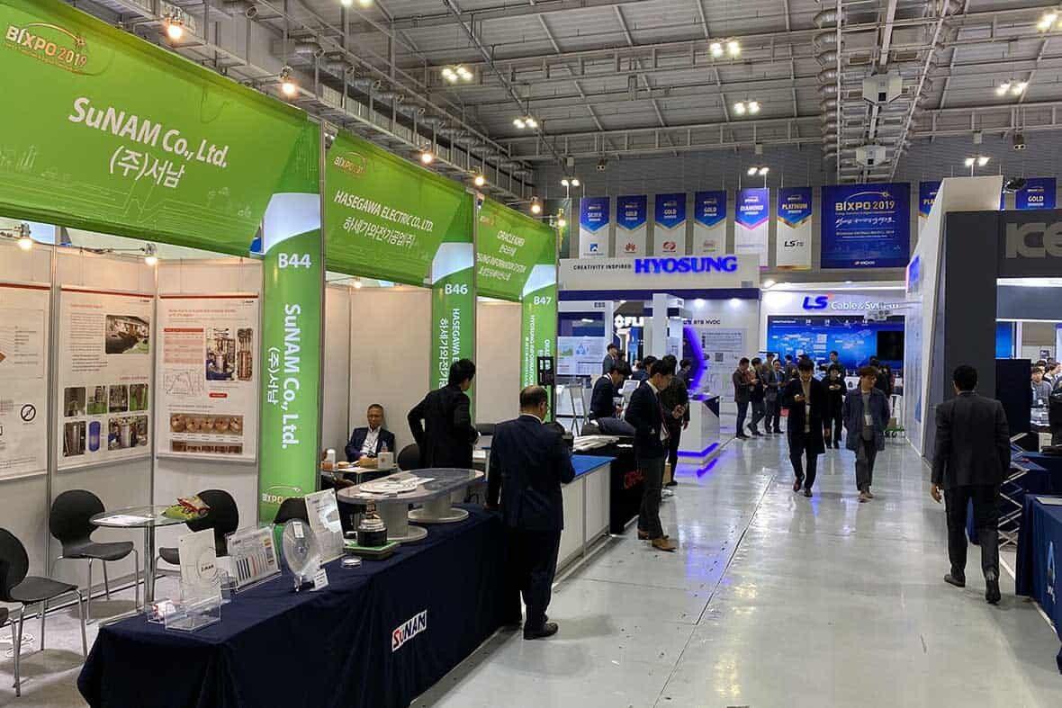 Korean Inventors Booths - BIXPO 2019