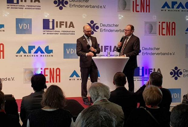 Opening Ceremony, iENA, Nuremberg, Germany