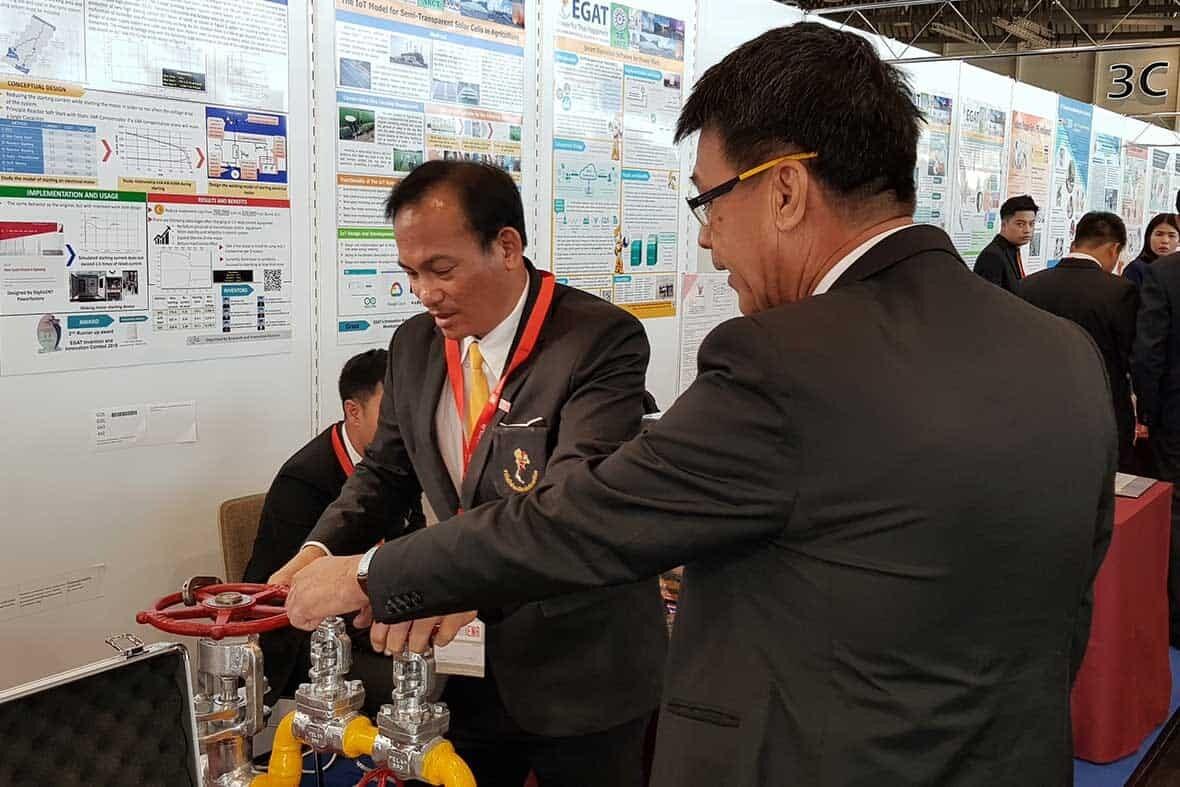 Thai Inventors Booth