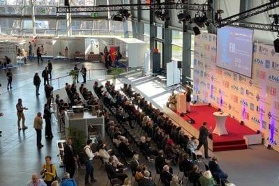 Ceremonia de deschidere, iENA, Nuremberg, Germania