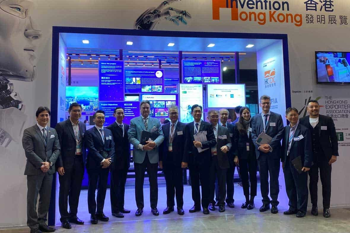 2nd Asia exhibition of invention Hong Kong