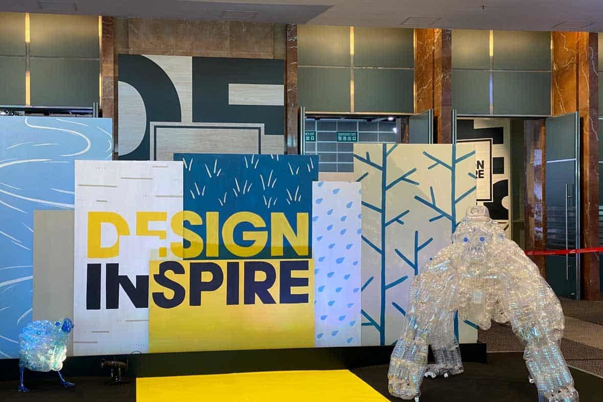 Innovation in Design - SmartBiz Expo 2019