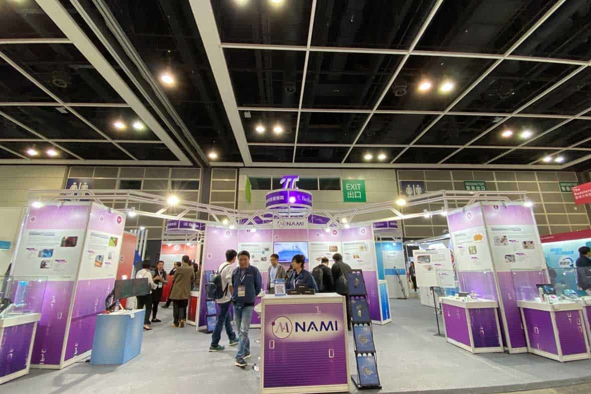 SmartBiz Expo 2019, Exhibition booths