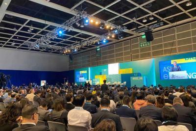 SmartBiz Expo 2019, Hong Kong