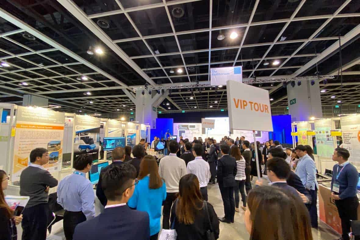 Public Visitors – SmarBiz Expo 2019