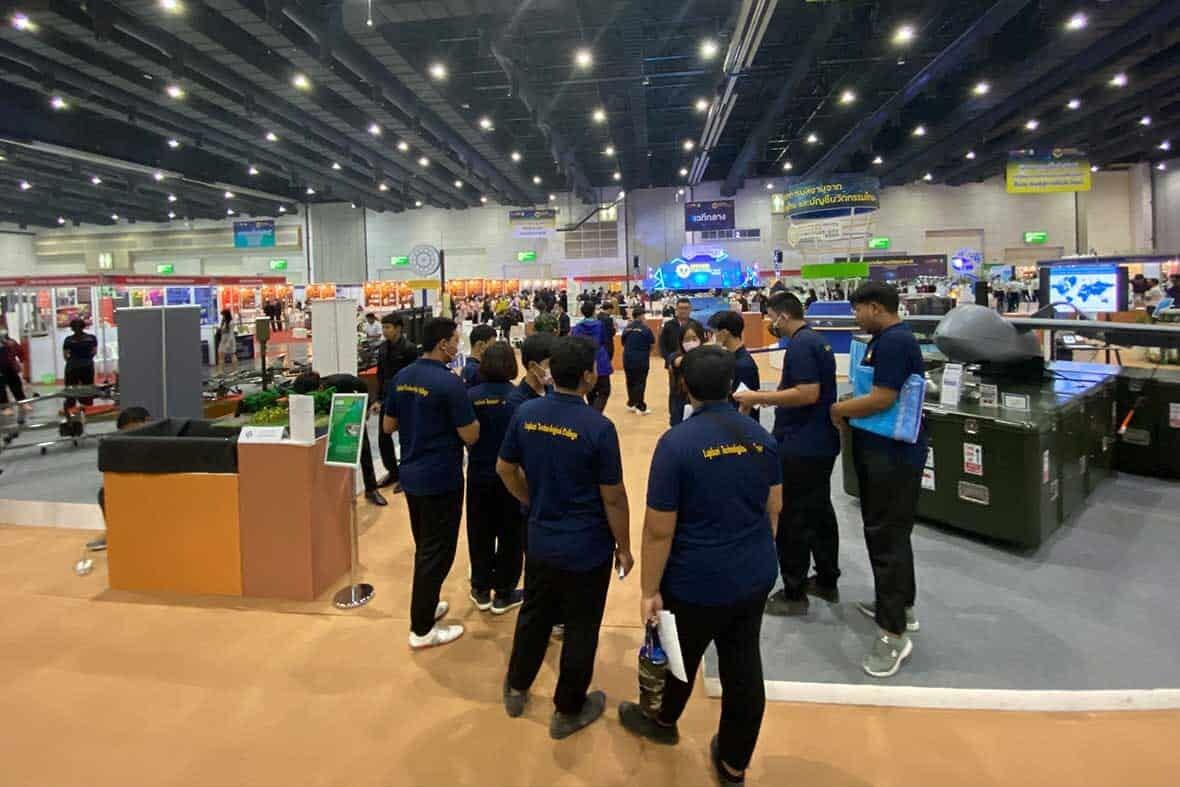 Public Visitors – IPITEx 2020, BITEC Conventon and Exhibition Center, Bangkok