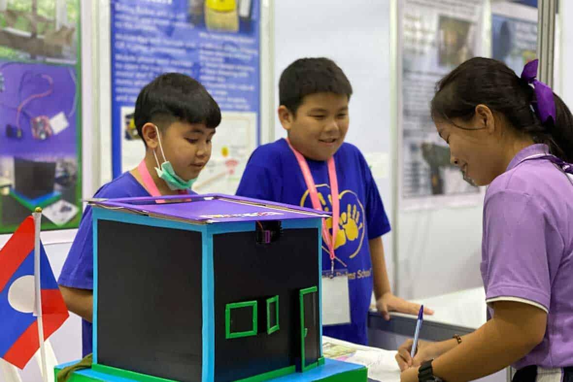 youth Inventors Section, IPITEx 2020