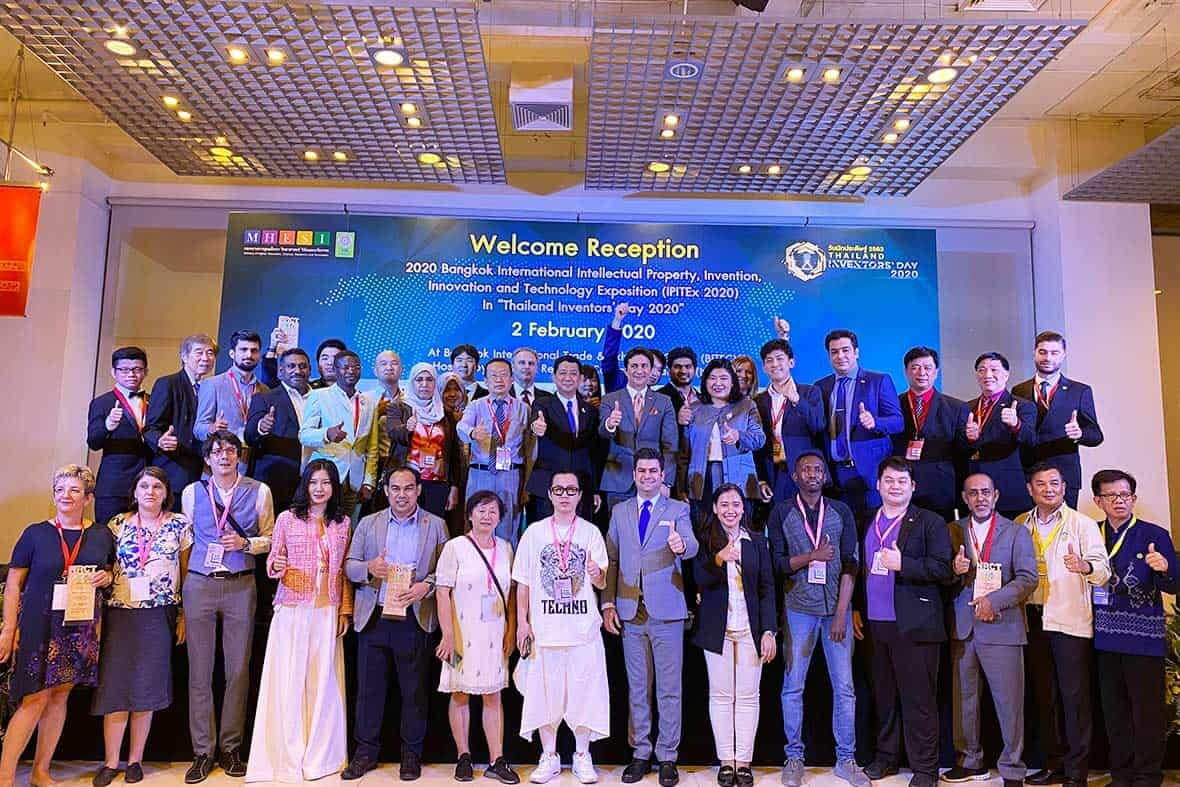 Welcome Reception for International Participants, IPITEx 2020