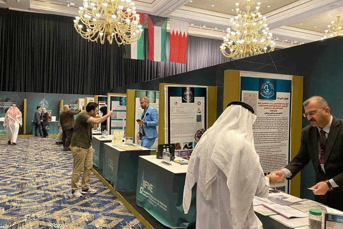 The 12th IIFME – International Invention Fair of the Middle East