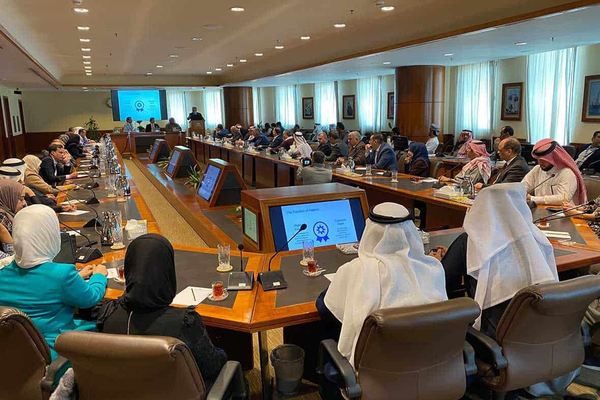 International Seminar Organized in Kuwait Chamber of Commerce & Industry by Kuwait Science Club